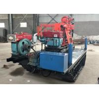 China ST-200 New Condition Soil Boring Test Equipment 22kw Power With Diesel / Electric Motor on sale