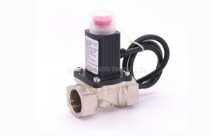 China MQ Series Auto Shut-off 2 Way Pneumatic Solenoid Valve G1/2 For Gas Line on sale