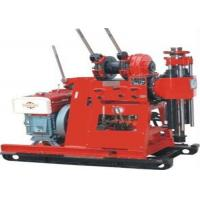 China 50-100 Meter Diesel Mining Drill Rig , Portable Core Drilling Machine on sale