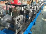Wall Panel Roll Forming Machine , Sheet Metal Forming Machines For House Building