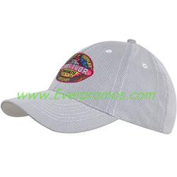 China Mesh Covered Cotton Twill Hat on sale