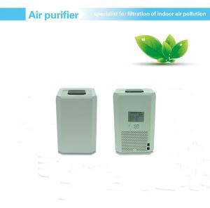 China 1500hours 235*235*405mm Ultra Hepa Air Purifier on sale