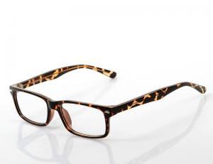 Quality Leopard Print Square Eyegl Frames For Las Decoration Gles