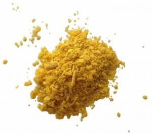 China Yellow 30% Al2O3 Powder PAC Poly Aluminium Chloride In Water Treatment on sale