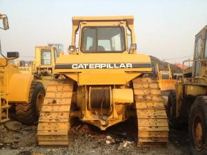 China D6H Caterpillar Used CAT Bulldozer For sale to West Africa on sale