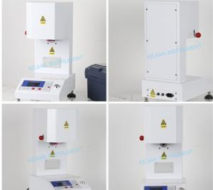 China GB/ T3682-2000 Rubber Testing Machine , LCD MFI Melting Equipment on sale