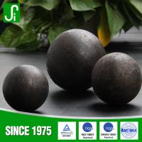China Forged Grinding steel Ball for Ball Mill Grinding Media and Mining , Grinding of Coal in Power Station on sale