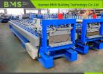 Hydraulic Automatic Steel  YX62-490  Klip-Lok Roof Panel Roll Forming Machine WIth European Design