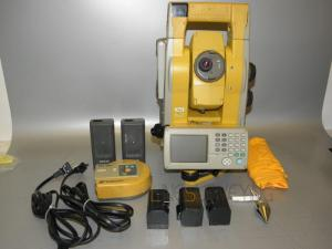China TOPCON QS3 ROBOTIC Total Station on sale