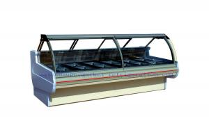 China Hot Food Display Counter Type Case - E6 Alaska (Heated Version) on sale