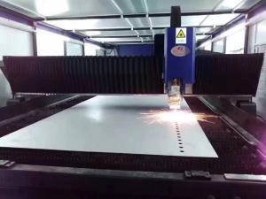 China Custom Stainless Steel Plate Laser Cutting High Precision Made To Order on sale