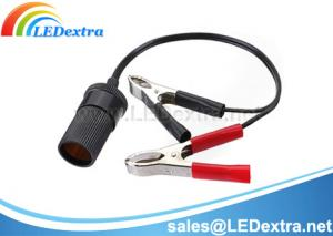China Battery Terminal clamps to Car Cigarette Adaptor on sale