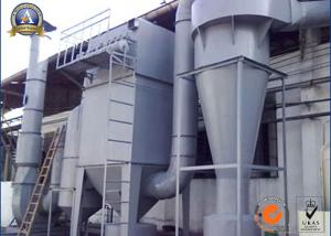 China Pulse Jet Bag Filter Dust Collector For Cement Plant / Thermal Power Plant on sale