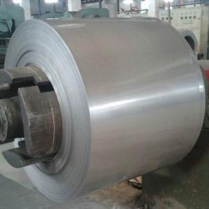 China 201 J4  J1  1030 / 1240mm Width Stainless Steel Sheet Coil Roll , 2B BA Finish Surface Coil Metal Sheet on sale