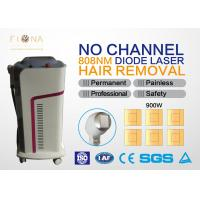 China Non Channel Professional Laser Hair Removal Equipment , Advanced Beauty Salon Equipment on sale