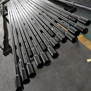China Mining Integral rock drill steel rod/Plug hole drill rod for quarrying on sale