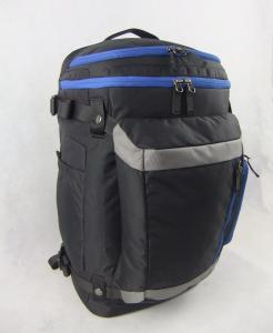 China Functional Backpack with one main compartment and one removable small bag on front, on sale