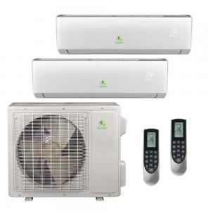 China Wall / Window Mount 3 Split Unit Air Conditioner , 12 - 60k Dc Inverter Aircon on sale