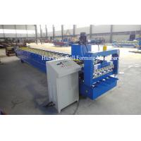 China Metal Roofing Sheet Corrugating Iron Sheet Roll Forming Making Machine,Cold Galvanizing Line on sale