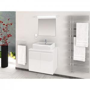 Stylish 60 Inch Bath Vanity Single Sink