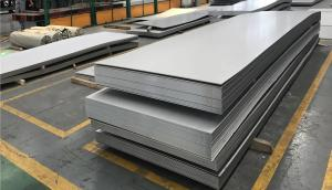 China Mill Edge 304 Rolled Stainless Steel Sheets ASTM Stainless Steel Plate on sale