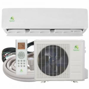 China Low Noise 12000 Btu Split Unit , 60 - 100V Split Type Wall Mounted Air Conditioner on sale