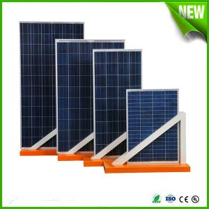 China 300w poly solar panel / poly-crystalline solar modules with MC4 connector for solar system on sale
