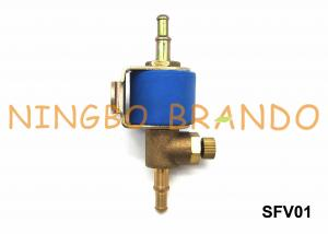 China Normally Closed DC12V Lovato Type Petrol Shut Off Valve / Electrovalve / Solenoid Valve on sale