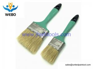 China China Factory direct selling plastic handle with synthetic bristle Competitive price wholesale cheap paint brushes on sale