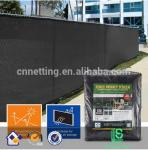 Windbreak net against wind Outdoor Privacy WindScreen mesh from China