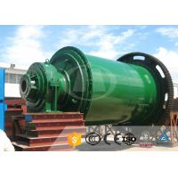 China Copper Ore 38r/Min Φ900x1800 Ball Mill Price For Cement on sale