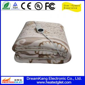 China Battery Electric outdoor heated blanket on sale
