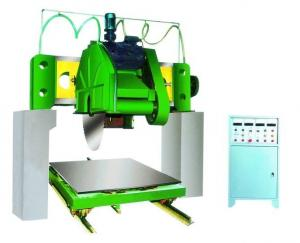 China LZ1200 gantry saw stone cutting machine for more than 10mm marble and granite plate on sale