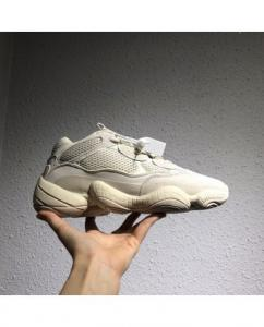 China Adidas Yeezy Boost 500 white shoes on sale