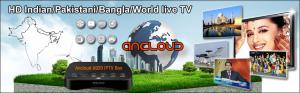 China HD INDIA / PAKISTANI /  BANGLA LIVE TV  IPTV BOX ANCLOUD BOX on sale
