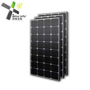 China Hotel Roof System SunPower Monocrystalline Solar Cells 100 Watt 1195 x 541 x 30 mm on sale