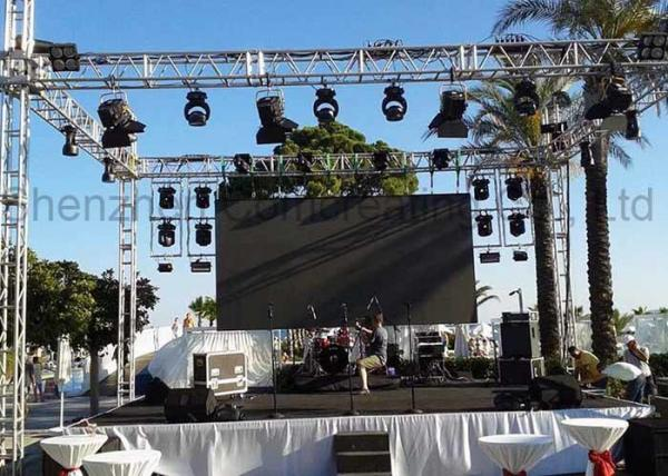 Hd P3 91 Curved Rental Led Video Wall High Resolution 1r1g1b Ip65 Stage Background For Sale Rental Led Display Manufacturer From China 109497045