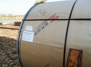 China S30403 Stainless Steel Sheet Coils , Grade 304L SS 2B Coils for Petroleum, Boiler on sale