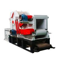 China 55KW Industrial Drum Wood Chipper GX216 30mm Wood Chips Making Machine on sale