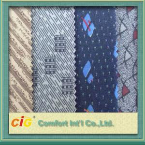 China Polyester Warp Knitting Tricot Auto Upholstery Fabric For Bus , Car Seat Upholstery Cloth on sale