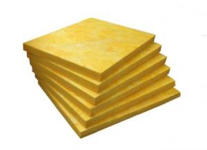 China Fiberglass Wool Insulation Acoustic Glass Mineral Wool Board Thermal Insulation on sale