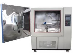 China High Pressure Steam Jet Cleaning Climatic Test Chamber Water Spray IPX9K on sale