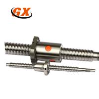 China X Y Z CNC axis C7 Precision Ground Ball Screw Manufacturer on sale