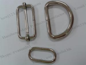 China Slider with d ring buckle on sale