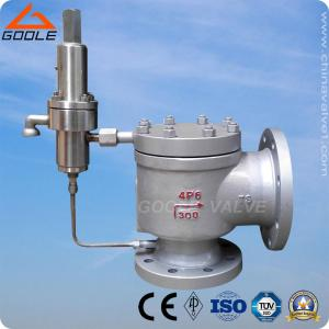 China Pilot-Operated Pressure Safety Relief Valve (GAA46F/GAA46H/GAA46Y) on sale