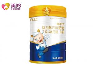 China Creamy Stage 3 Good Health Goat Milk Powder 800g For 12-36 Months Baby on sale