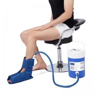 China FDA Cold Compression Therapy Machine For Ankle Pain Relief on sale