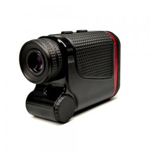 China 1500Yard Carrying Case Golf Laser Range Finder For Hunting Rangefinder for Golf on sale