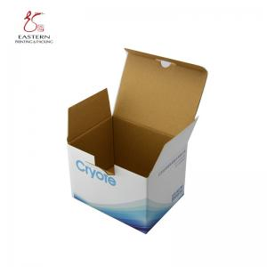 China SGS Certificate Recycled Corrugated Cardboard Box With Auto Lock on sale