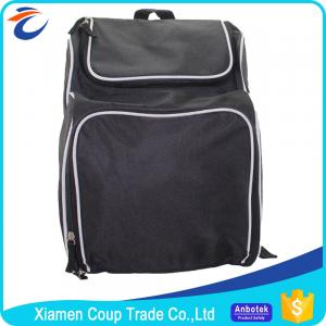 China Frozen Insulated Cooler Bags , Fitness Cooler Lunch Backpack Bulk Cooler Bag on sale